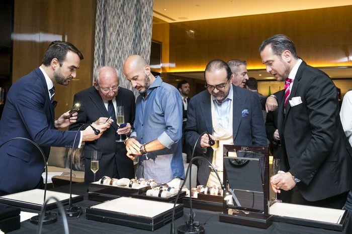 IWC Hosts Exclusive Watchmaking Class In Dubai
