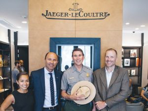 Jaeger-LeCoultre Exhibits Tides of Time on World Ocean Day with UNESCO