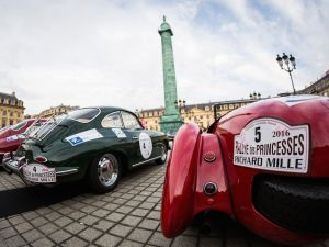 Richard Mille Hosts The 17th Rallye des Princesses