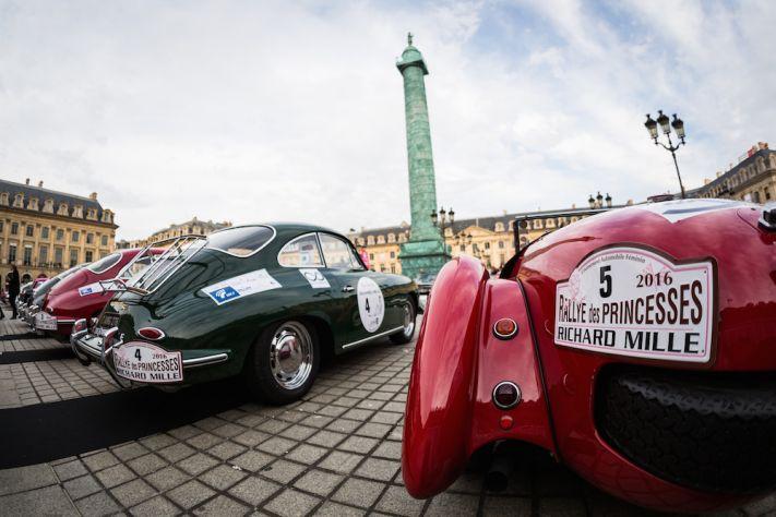 Richard Mille Hosts The 17th Rallye des Princesses