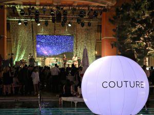 CoutureTime Show Debuts In Las Vegas Following Breakfast With Steve Wynn