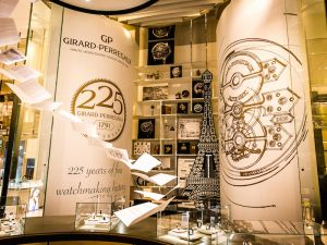 Three Exhibitions in Paris: Girard-Perregaux , La Montre Hermès, and Chaumet Open Their doors with Displays of Haute horlogerie, Sculptures, Exceptional Timepieces, and a Celebration of Love