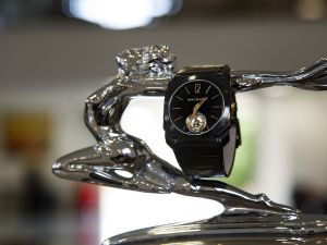"""Bulgari Brings the Passion of Cars and Watches Full Circle at """"Watches and Engines"""" Event"""