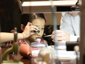 Vacheron Constantin Hosts Junior Watch Aficionado Workshop in Singapore