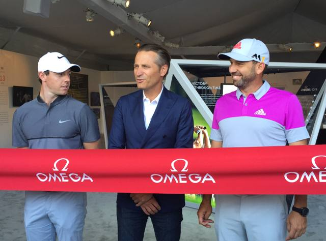 Interview: Rory McIlroy Talks Time and Golf at the 98th PGA Championship with Omega