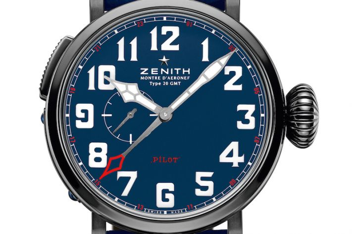 True Blue: Zenith Unveils North America Special-Edition Pilot Watches Just in Time for 4th of July