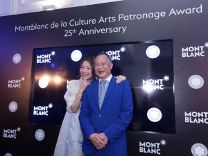 The Montblanc de la Culture Arts Patronage Award Celebrates 25th Anniversary in Hong Kong, Honors Director Johnnie To