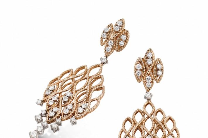 Roberto Coin Reinterprets Baroque with New Barocco Jewelry