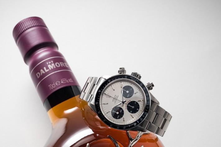 W&W: Dalmore Quintessence + Rolex Daytona