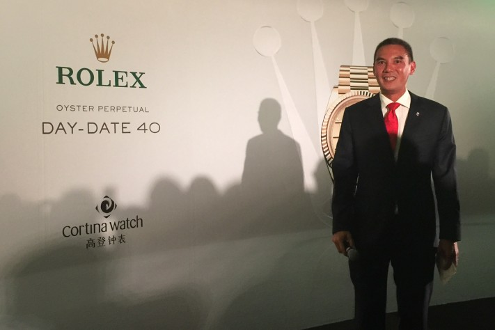The Rolex Exhibition Housed at New Boutique by Cortina Watch in Singapore