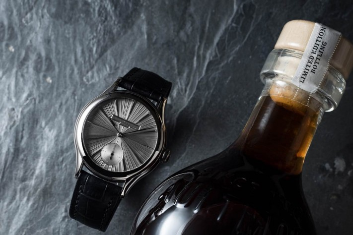Watches & Whiskey: Aultmore + Laurent Ferrier