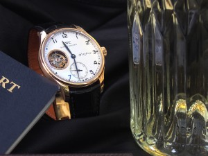 """Introducing the IWC Portugieser Tourbillon Hand-Wound Edition """"D. H. Craig USA"""" Limited Edition Watch"""