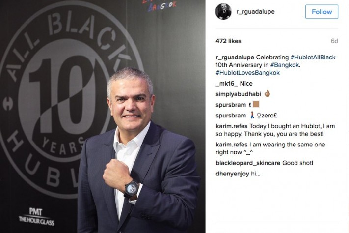 5 Watch CEO Instagrams to Follow