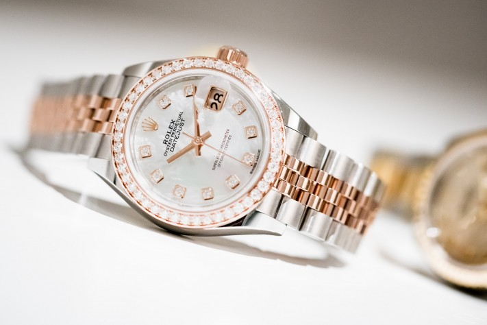 Romancing The Stone: Diamonds & Ladies Watches