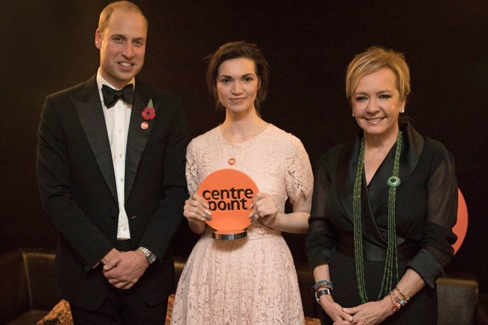 Chopard and Prince William Sponsor Centrepoint Charity Night