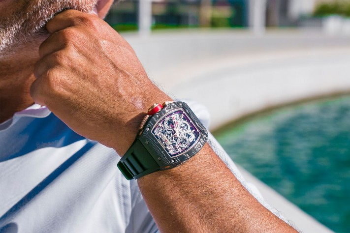 Throwback Thursday: Richard Mille RM 011, The Sportive Revolutionist