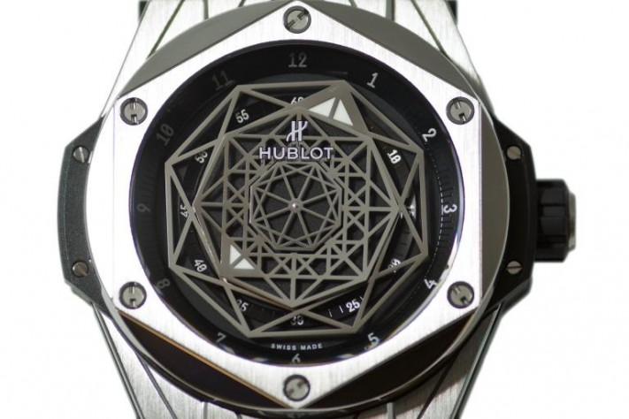 Hublot Celebrates Big Bang Sang Bleu with Pop-Up Tattoo Parlor