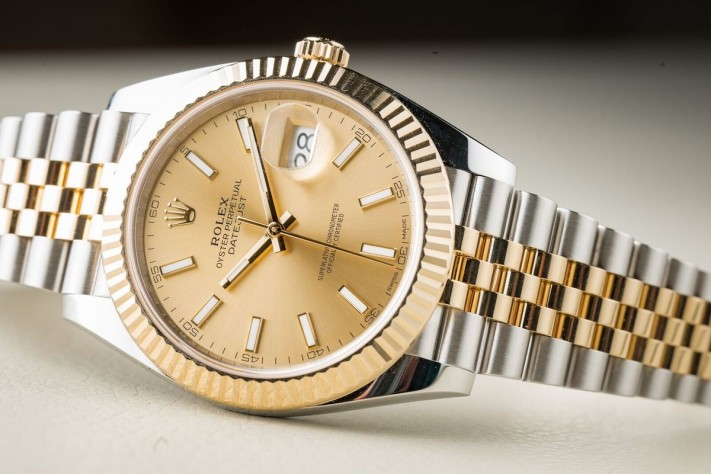 The Everyday Elegance Of The Rolex Datejust