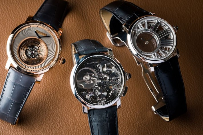 Cartier Expands Fine Watchmaking Collection With Refined New Additions