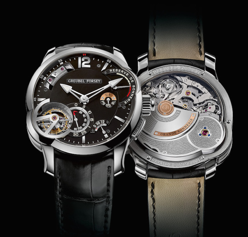 Greubel Forsey Grande Sonnerie unveiled at SIHH 2017