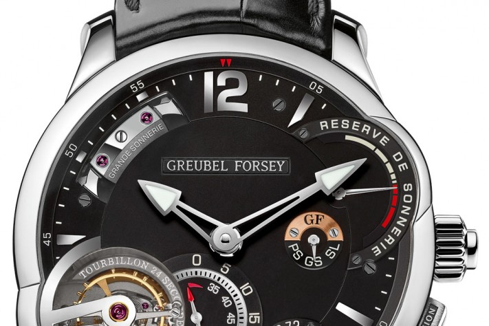 Pre-SIHH 2017: The Grand Sonnerie by Greubel Forsey for CHF 1,150,000