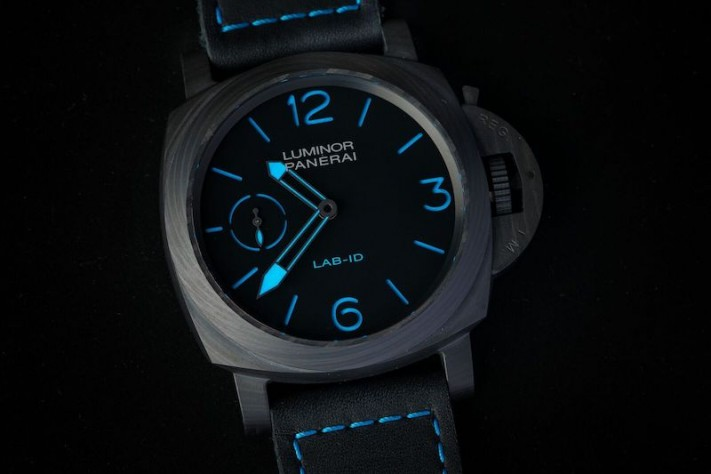 Material Innovation in Watchmaking: Carbon