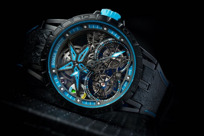 Tourbillons: Why Settle For One?
