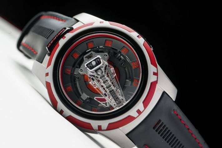 Ulysse Nardin Unveils InnoVision 2 — with 10 Patents, 10 Innovations — at SIHH 2017