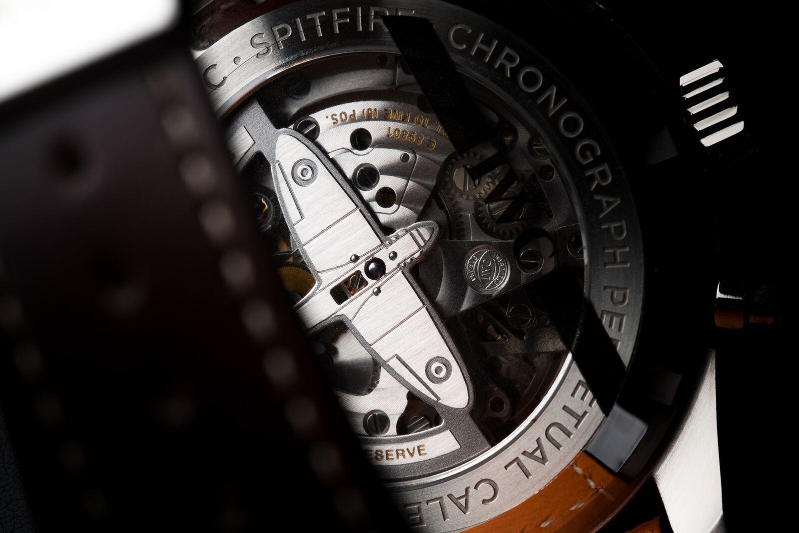 IWC Pilot's Watch Perpetual Calendar Digital Date-Month