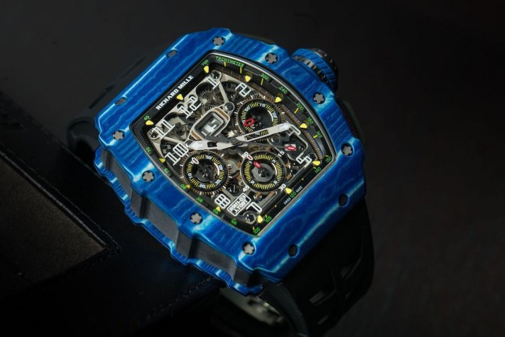 Richard Mille Honors Jean Todt With His Own Collection