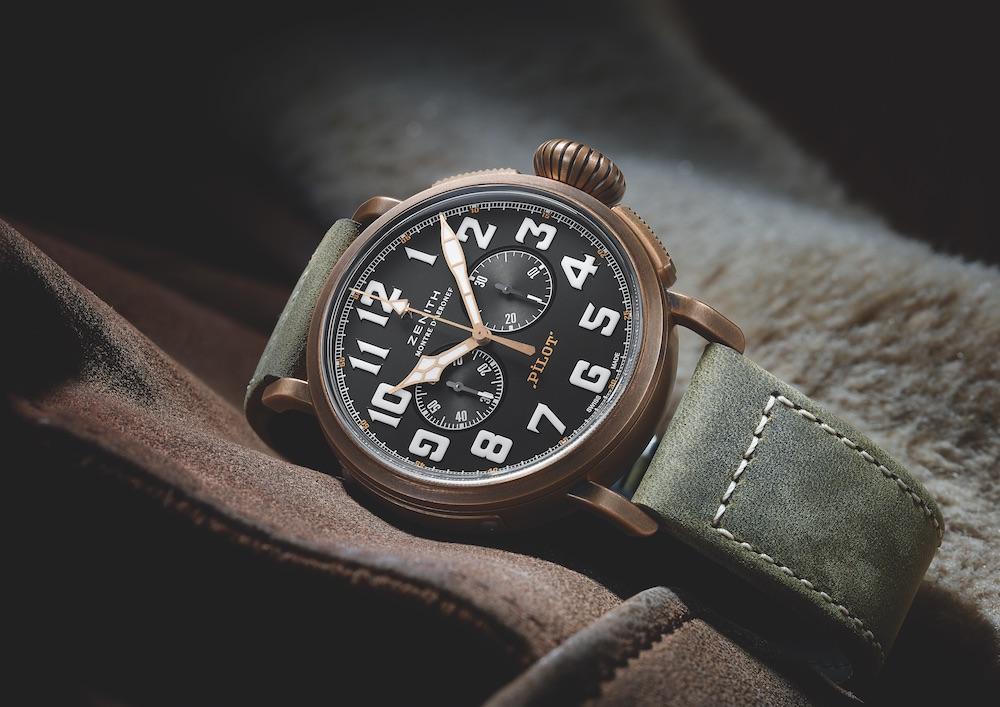 Zenith pilot Pilot Extra Special Chronograph