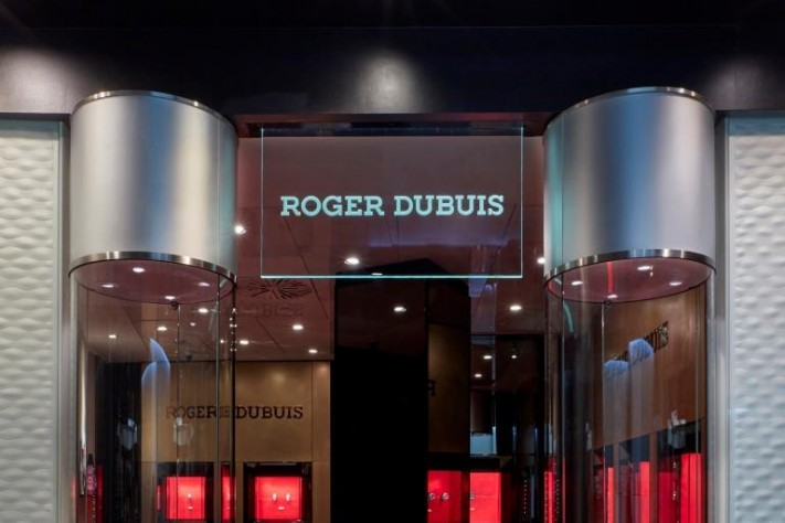 Roger Dubuis Announces First UK Boutique at Harrods