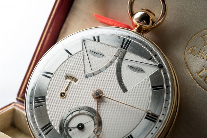 #ThrowbackThursday: Breguet No. 217 Montre Perpetuelle a Repetition et Equation