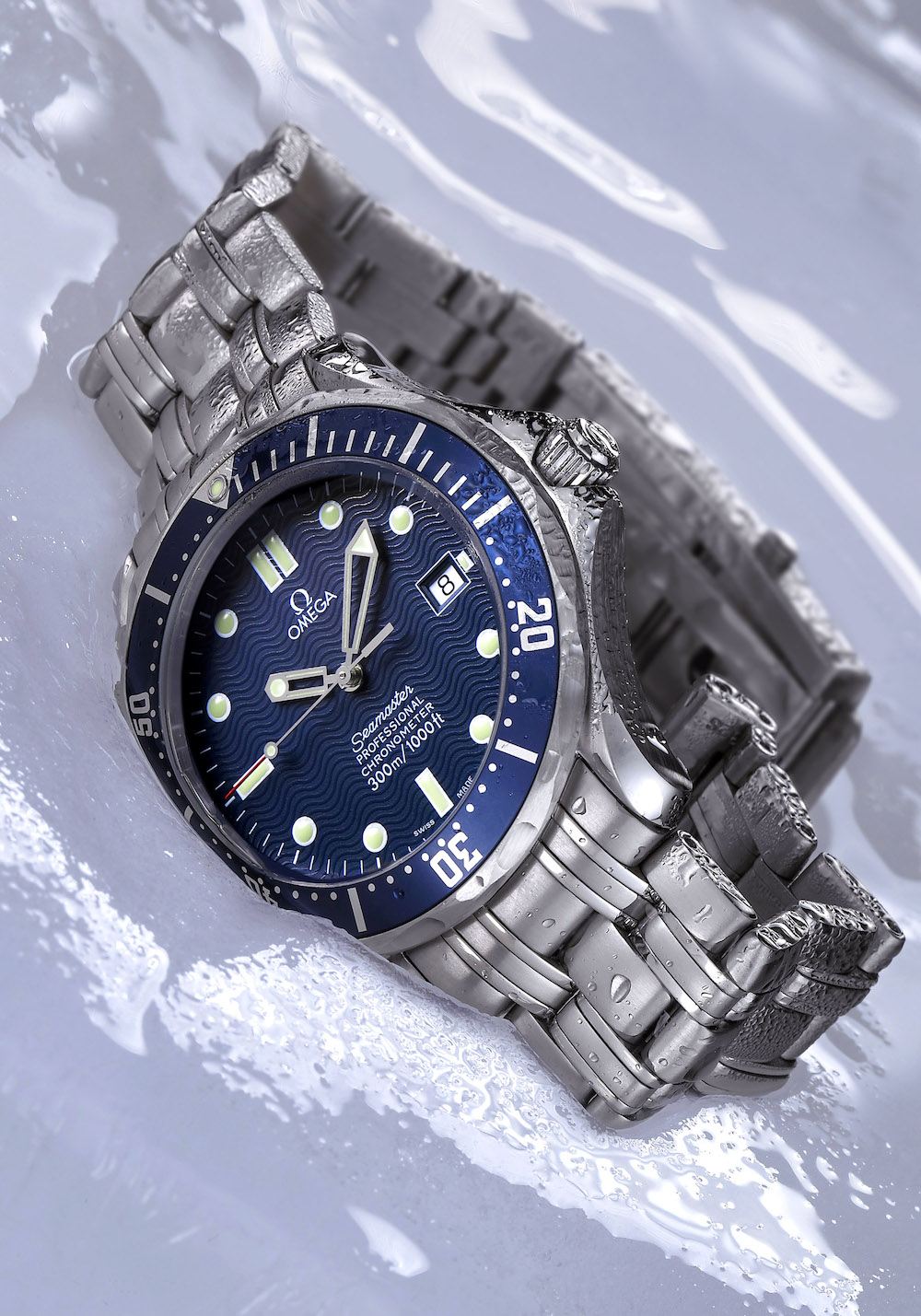 Omega Seamaster Professional from Die Another Day