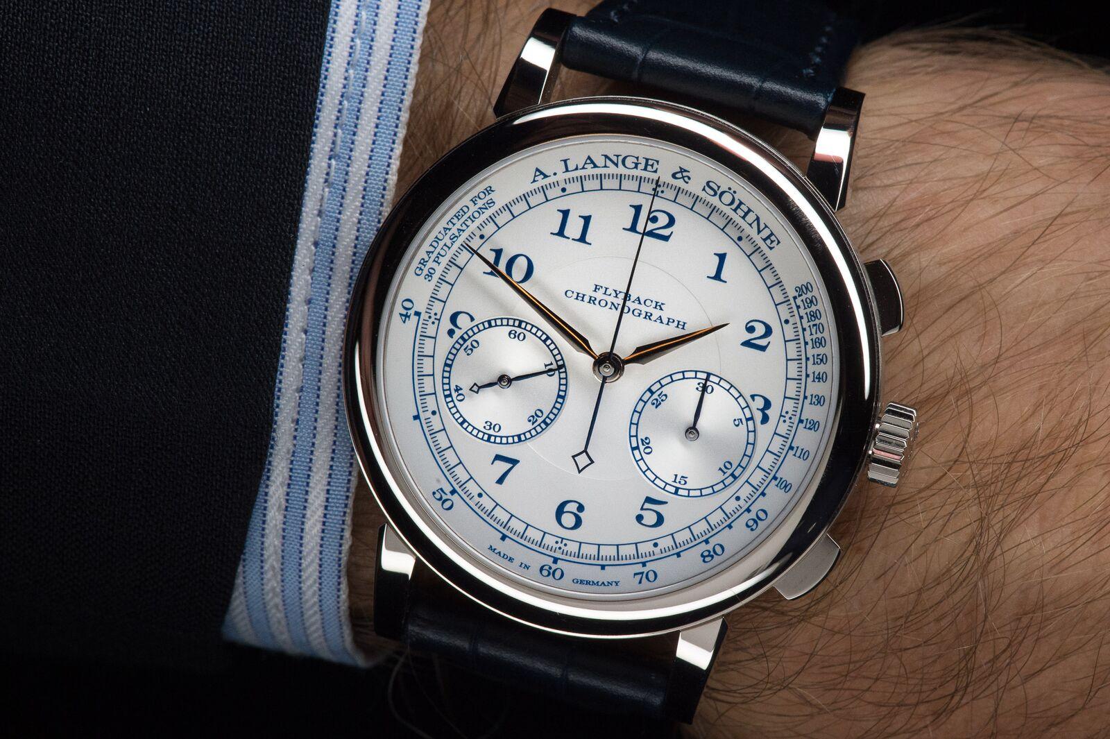 Lange Sohne 1815 Chronograph