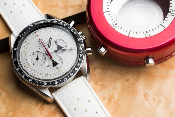 Throwback Thursday: Omega Speedmaster Professional 'Alaska II' Project Watch