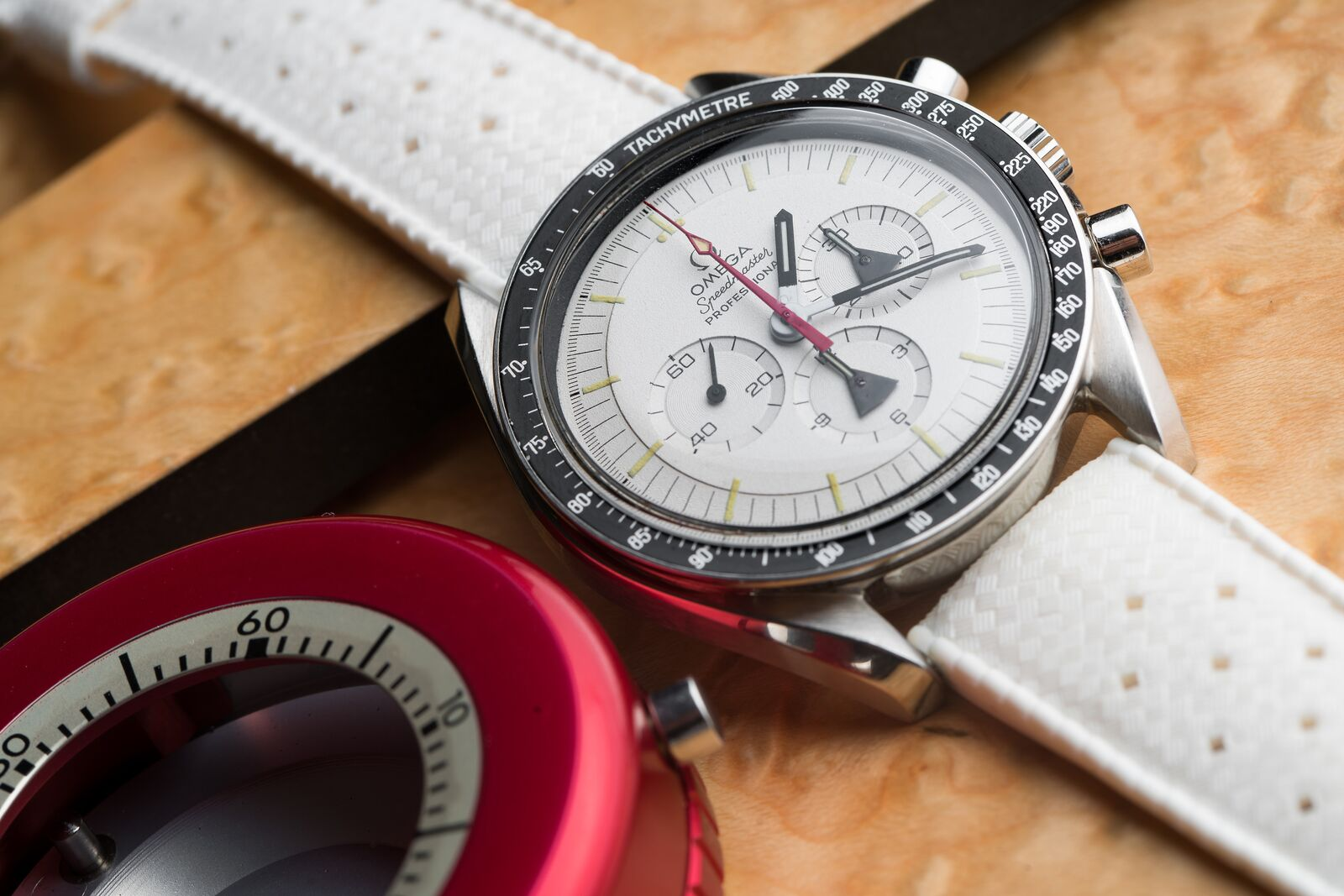 Omega Speedmaster Professional 'Alaska II' Project Watch