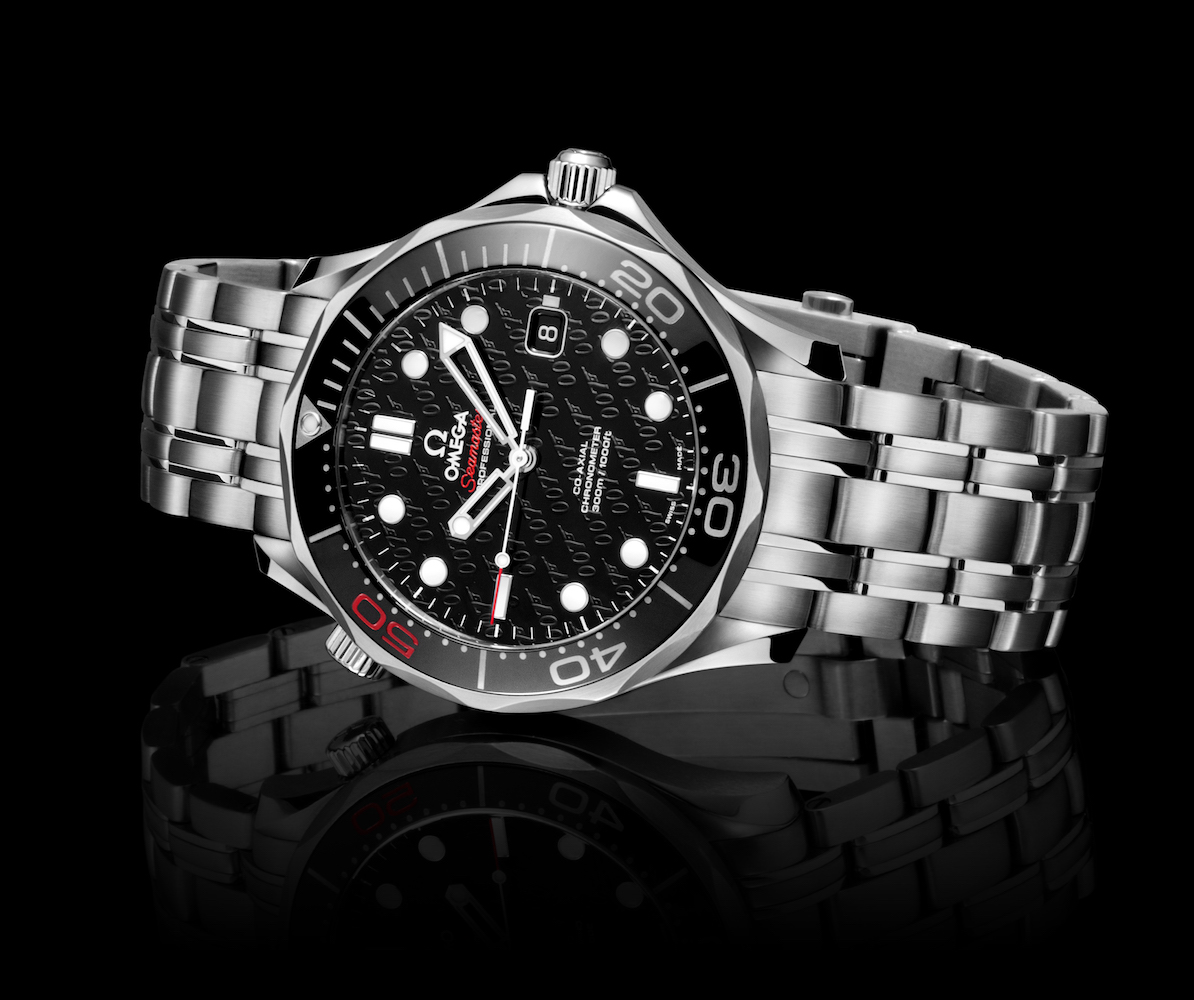 Omega Seamaster Professional from Skyfall