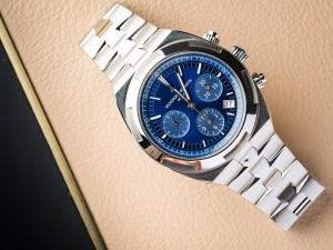 Haute Watch of the Week: Vacheron Constantin Overseas Chronograph