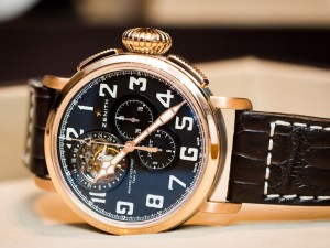 Four Fantastic Tourbillon Chronographs