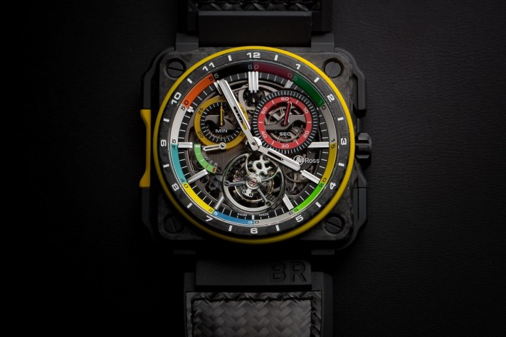 Bell & Ross BR X1 Tourbillon RS17: Brutal Power and Ample Precision