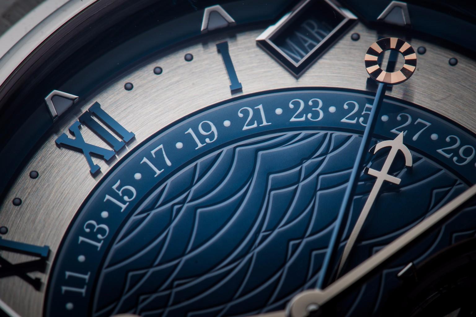 Breguet Marine Equation Marchante 5887