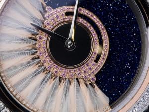 Dior Grand Bal Plume Aventurine dial