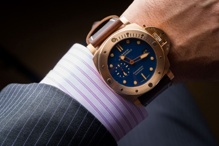 Size Matters: Big Watches That Buck The Shrinking Timepiece Trend