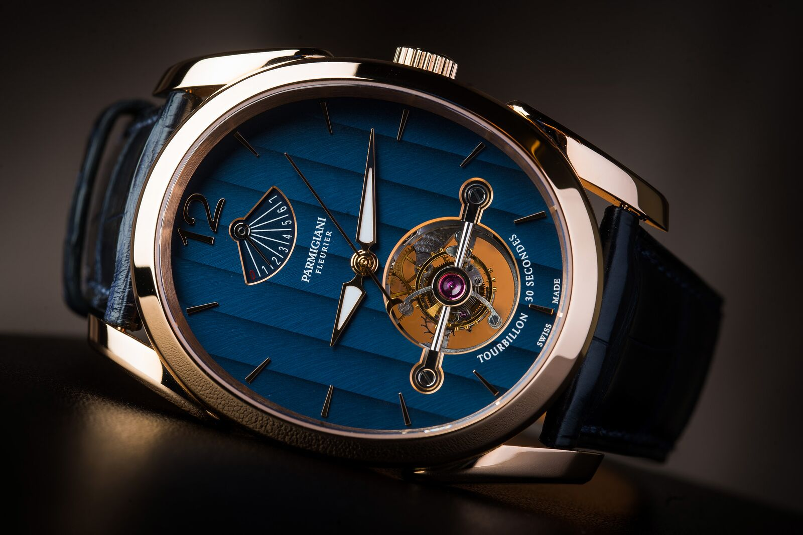 Tourbillons have become a collectors favorite and resulted in a rich array of unique watches that feature this complication such as this Parmigiani Ovale Tourbillon for example