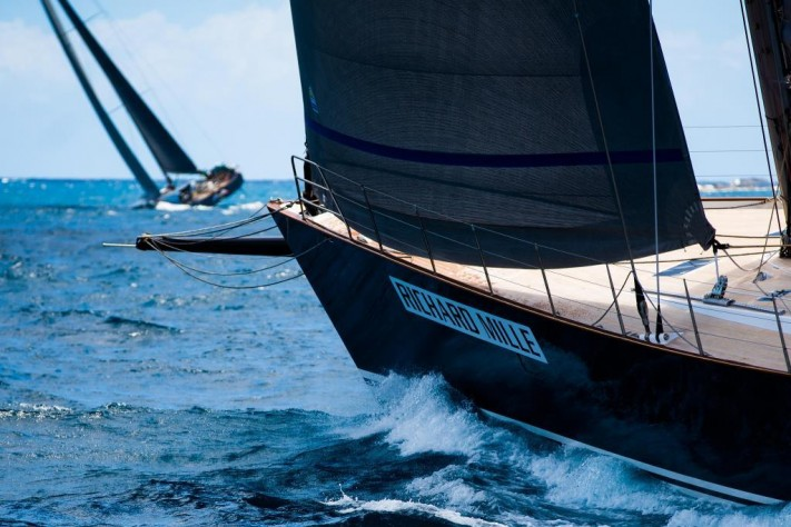 Richard Mille Sponsors Les Voiles, Opens First Caribbean Boutique