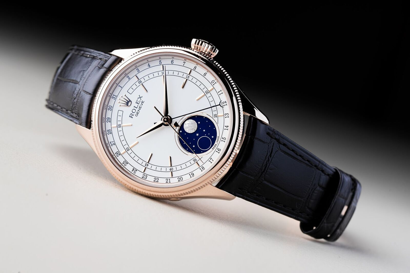 Rolex Cellini Moonphase which we precited last year