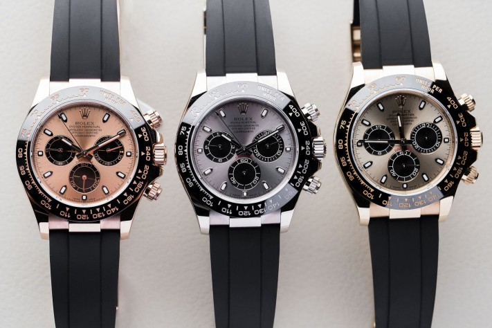 Four Fantastic New Rolex Watches