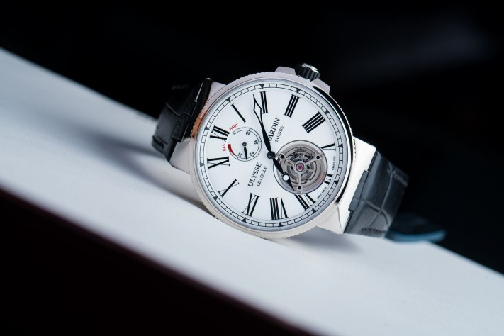 """Ulysse Nardin and the Art of a """"simple"""" Tourbillon"""