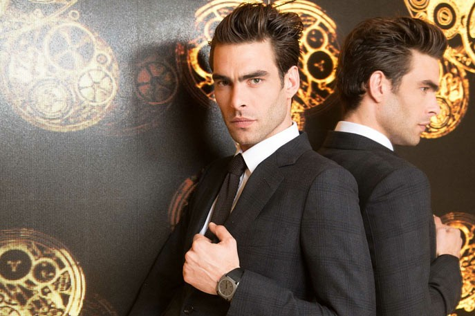 Bulgari Names Model Jon Kortajarena Global Watch Ambassador